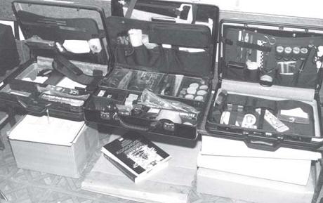 Криминалистические комплекты