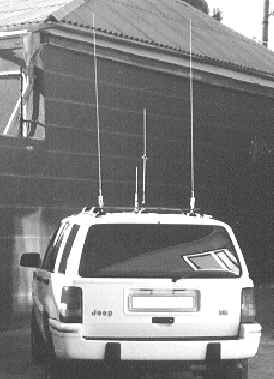 Блокиратор радиовзрывателей дистанционный автомобильный  ПЕРСЕЙ-4Т