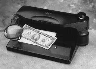 Приборы для определения подлинности документов и валюты Регула