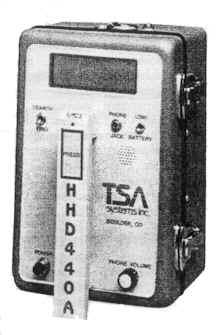 Радиационный монитор HHD-440A