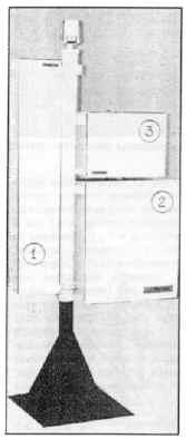 Модульный радиационный монитор РМ-5000