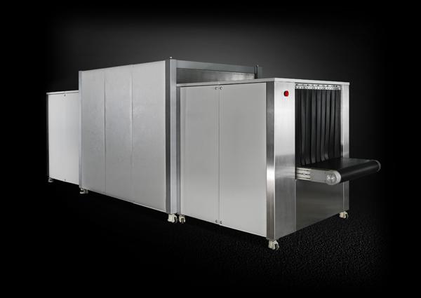 ТС-СКАН 10080 - интроскоп конвейерного типа с высокой производительностью.