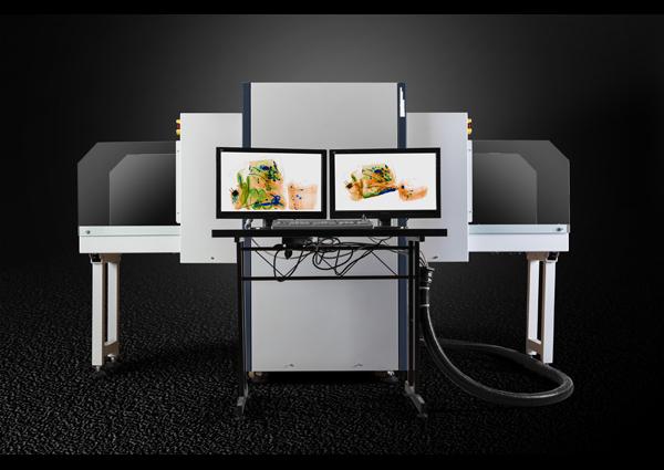 ТС-СКАН 6040 - интроскоп конвейерного типа многоракурсного сканирования.