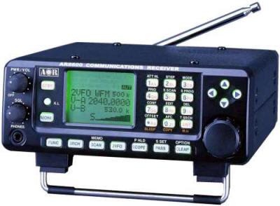 Сканирующий приемник AOR AR8600