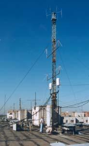 Многопозиционный комплекс автоматизированного радиоконтроля АРК-ПОМ1