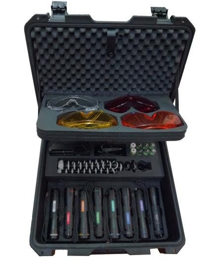 Дозор Спектр - Комплект профессиональных источников экспертного света