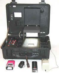 Мобильная система проверки документов Дрозд