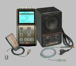 Комплекс акустического и виброакустического контроля Колибри
