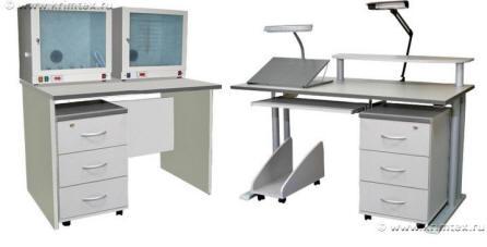 Лабораторный комплекс для дактилоскопических исследований