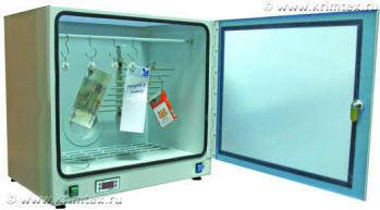 Нингидриновая камера с таймером и автономной системой фильтрации воздуха