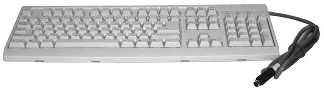 Клавиатура в защищенном исполнении Фарватер-КВ1