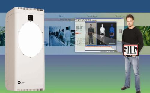 Пассивный радиоволновый детектор скрытых объектов BIS-WDS GEN 2
