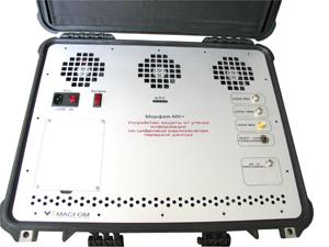 Устройство защиты от утечки информации по цифровым радиоканалам передачи данных Морфей-МК+