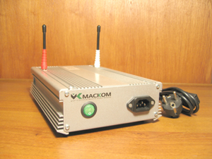 Устройство защиты от утечки информации по цифровым радиоканалам передачи данных МОРФЕЙ-МК2
