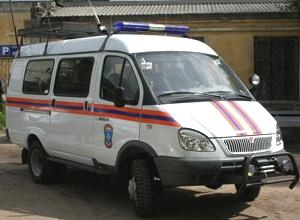 Автомобиль аварийно-спасательный АЯКС