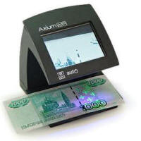 Детектор банкнот Axium-A300
