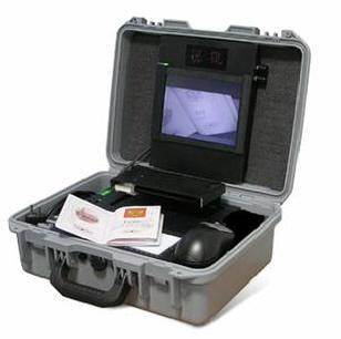 Мобильная лаборатория для исследования документов Ультрамаг-Форпост