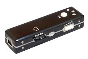 Миниатюрный видеорегистратор с записью на micro SD АJ-023