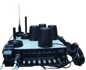 Аппаратура  защиты от радиоуправляемых взрывных устройств Пелена-7М3