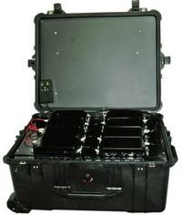 Аппаратура  защиты от радиоуправляемых взрывных устройств Пелена-8У