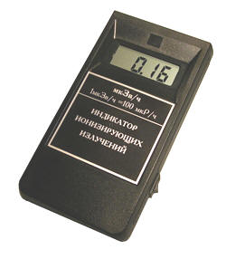 Цифровой сигнализатор ионизирующих излучений Штуф-М1