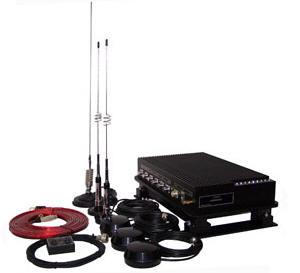 Блокиратор радиоуправляемых взрывных устройств автомобильный ГРИФОН - 6Т