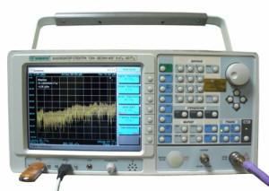 Анализатор спектра СК4-БЕЛАН 400
