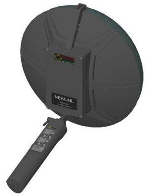 Обнаружитель взрывных устройств с электронными компонентами – нелинейный локатор НЕВА-МЛ