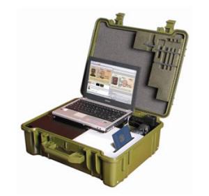 Мобильная лаборатория для исследования документов Регула 8304
