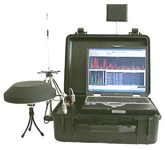 Мобильный комплекс радиоконтроля RS-Digital Mobile 7G