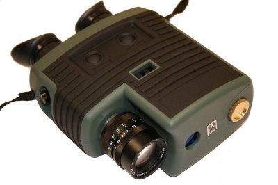 Устройство обнаружения оптических устройств СПИН-2