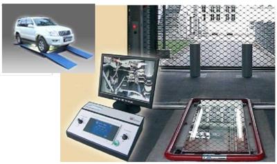 Автоматизированные системы досмотра днища автомобилей серии TI-S (TI-2500S, TI-4000S и TI-2000SM)