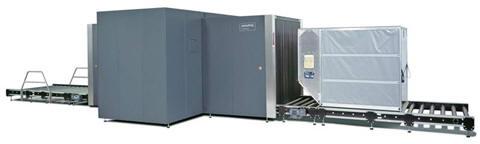 Рентгеновская досмотровая установка HI-SCAN 180180