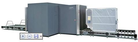 Досмотровая рентгеновская установка HI-SCAN 180180 2is