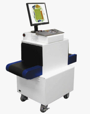 Компактная рентгенотелевизионная система контроля ручной клади и почтовой корреспонденции AUTOCLEAR 4626