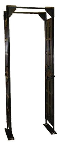 Мобильный (складной) импульсный металлодетектор Поиск-3С