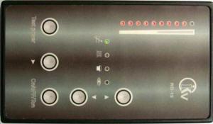 Индикатор электромагнитного поля RD - 15