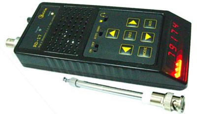 Индикатор поля с функцией измерения частоты RD-17