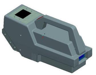 Дрейф-спектрометр для обнаружения взрывчатых, наркотических и отравляющих веществ САПСАН-1