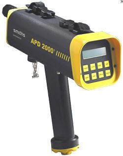 Прибор обнаружения боевых отравляющих веществ APD2000