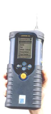 Портативный переносной электронный нос Cyranose 320