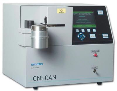 Прибор обнаружения следов взрывчатых и наркотических веществ IONSCAN Document Scanner