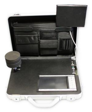 Комплекс радиомониторинга и поиска подслушивающих устройств VT-008 JET312