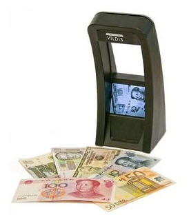 Инфракрасный детектор контроля банкнот, документов, ценных бумаг Ультрамаг 25ИКМ-А