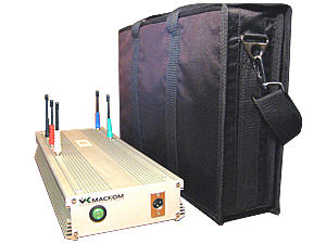 Устройство подавления 3G IMT-2000/UMTS (IMT-DS), 4G, IEEE 802.11b/g (Wi-Fi, Bluetooth) МОРФЕЙ-МК8