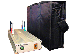 Устройство подавления GSM-900/1800, E-GSM, AMPS/DAMS, CDMA-800, CDMA2000 1X, NMT-450i, DECT, IEEE 802.11b/g (Wi-Fi, Bluetooth) МОРФЕЙ-МК9