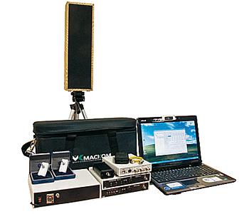 Система оценки защищенности выделенных помещений по виброакустическому каналу ШЕПОТ-Т