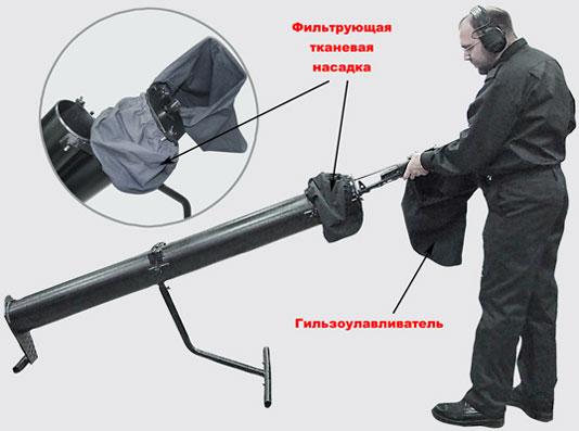 Пулеулавливатель ТУПИК-2