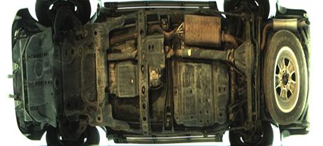 Система видео досмотра днища автомобиля Digital UVSS