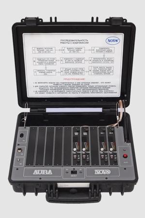 Устройство подавления GPS, CDMA, D-MPS, GSM900, GSM1800, DECT, 3G1/3G2, WiFi АУРА